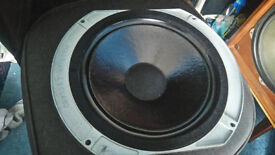 "Vintage Goodmans 12"" Bass Driver Full Working Order Mint £20"