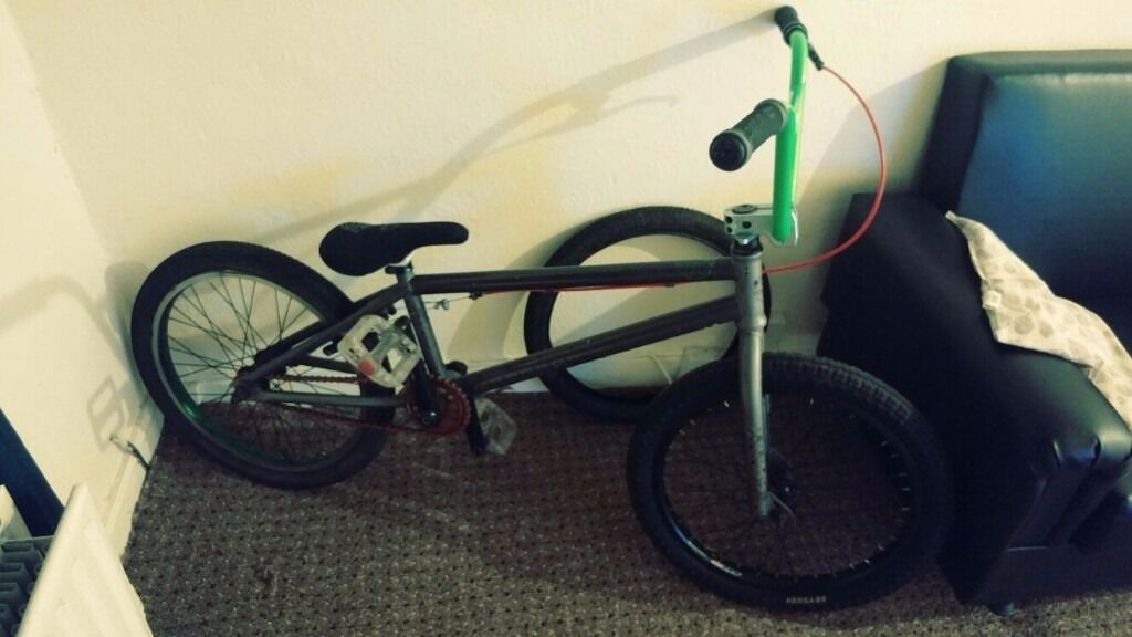 Custom Wethepeople bmx bike