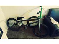 Custom Wethepeople bmx bike