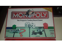 Monopoly Board Game Complete