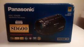 Panasonic SD600