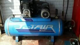 Compressor and tools