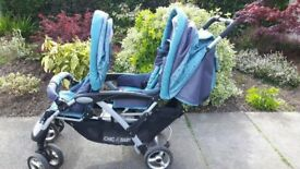 CHIC4BABY Double Buggy