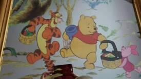 Winnie the Pooh mirror