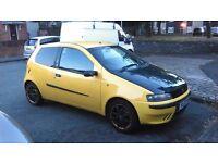10 monts MOT, new cluch, good on fuel, black bonnet, big weels, sport interior, tween exhaust,