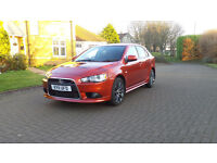 2011 11 MITSUBISHI LANCER 2.0 RALLIART GS 5d AUTO 238 BHP*FINANACE AVAILABLE*PART EX AVAILABLE*