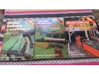 Model railway constructor manuals