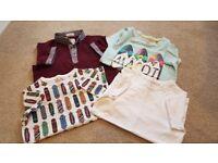 4 boys t-shirts