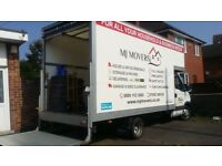 Professional House Removals & Man with a Van for Hire - Insurance Included -Free Quote on Removals N