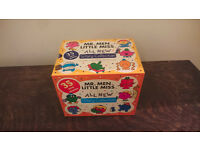 Mr Men & Little Miss All New 35 book boxset
