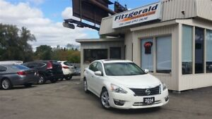 2014 Nissan Altima 2.5 SL - TECH PKG! NAV! BACK-UP CAM!