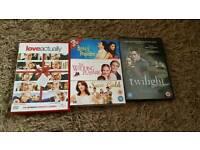 DVD Bundle x 5 DVDs