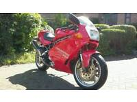 1996 Ducati 900ss Supersport