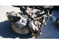 Honda crm 250 1992 engine