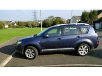 Mitsubishi Outlander Elegance awesome spec, full leather , Tec pack, 4x4 Seven seats