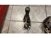 2005 Ford Fusion FIESTA gear stick lever 2S6R7C453QB 1.4TDCi 50kW F6JA. F6JB