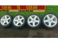 alloys wheels refurbished