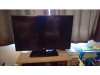 LG flatscreen tv