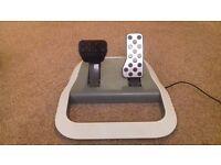 Official Xbox 360 Force feedback steering wheel