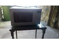 Panasonic microwave. collection in person. any questions welcome. works well