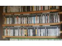 PSP collection Games and consoles