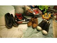 boys trainers n shoes x4 brands