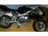 Brand new 50cc mini moto