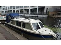 1989 Viking 23 Hi Line 2 Berth Boat with 15HP Outboard Engine