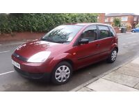 Ford Fiesta 11 months m.o.t, sale or swap