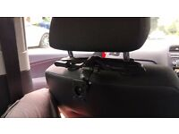 Rotating Headrest Car Seat Mount Tablet Holder