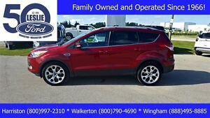 2014 Ford Escape Titanium 4WD | One Owner | NAVIGATION