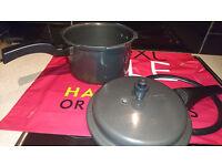 Prestige Deluxe Ash Pressure Cooker for sale