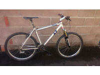Univega Alpina high spec mountain bike