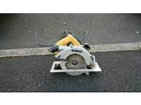 110 volt sircular saw use but great saw