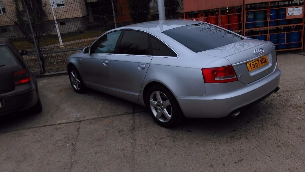 Audi A6 2.0 TDI S-line 2008