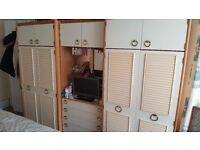3 piece wardrobe set