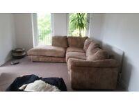 Free Comfy Corner Sofa Bed