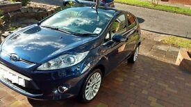Ford Fiesta 1.4 Titanium 2012 (62reg) 5dr Petrol Manual Low Mileage