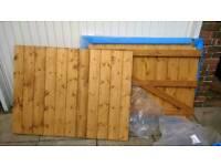 Garden gates. rrp £199
