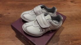 Clarks 7,5G girls shoes