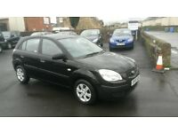 2009 59 REG KIA RIO 1.4 CHEAP TO RUN AND INSURE 1 YEAR MOT PX WELCOME £1195