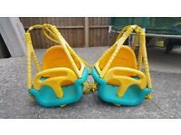 1 x Edu Play 3 Stages Baby Swing (3-in-1) seat