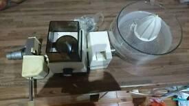 Kenwood mixer attachments £10