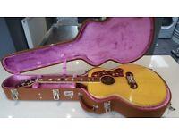 Gibson SJ200 True Vintage Acoustic Guitar - Made in Bozeman, Montana, USA