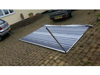 fiamma 360 awning new 11ft x 7ft storage bag scuffed see pic for camper or caravan