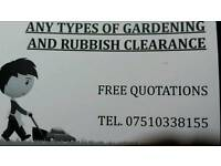 Rubbish removel from £20