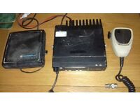 Amateur Radio Motorola Mc Micro 4 Meter 70Mhz Radio