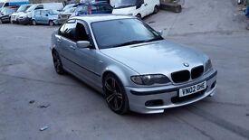 2002 BMW 330D M SPORT AUTOMATIC