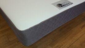 NEW,Unused. 4ft6 double visco elastic memory foam mattress. Excellent matress.Springs & memory foam