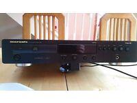 Eltax Acura Amp 70, Marantz CD Player, 2 Kenwood Speakers 70w max input